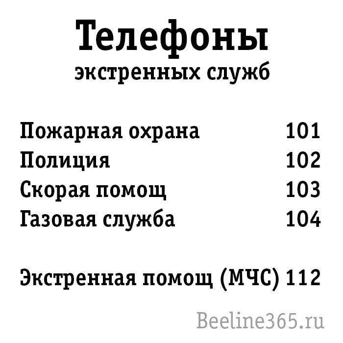 картинки номеров телефонов пожарной службы