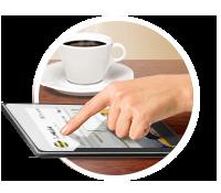 Проверка номера на планшете iPad