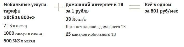 Все в одном за 801 рубль
