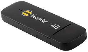 Отправка просьбы пополнить счет с USB-модема